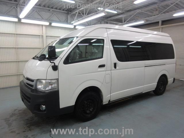 2ad9fb3006 Used Toyota Hiace Bus for Sale in Jamaica