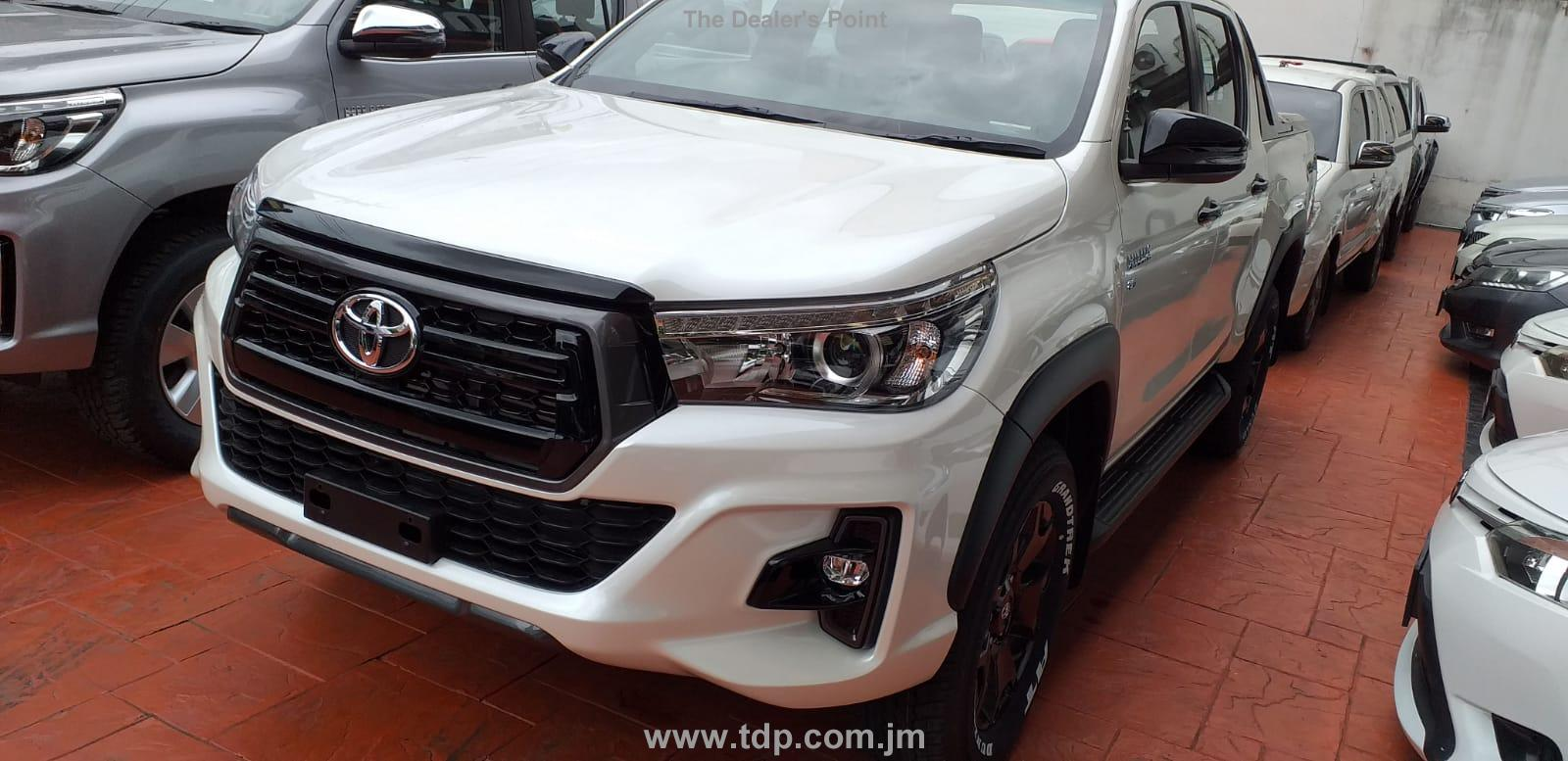 TOYOTA HILUX PICK UP 2019 Image 3