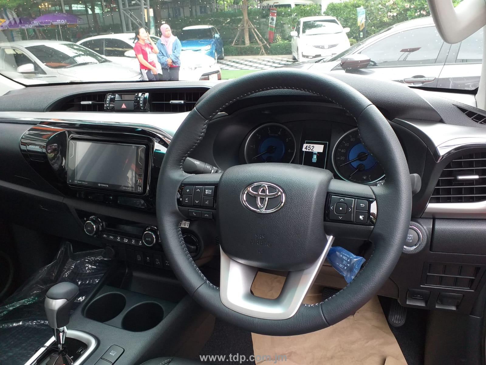 TOYOTA HILUX PICK UP 2019 Image 5