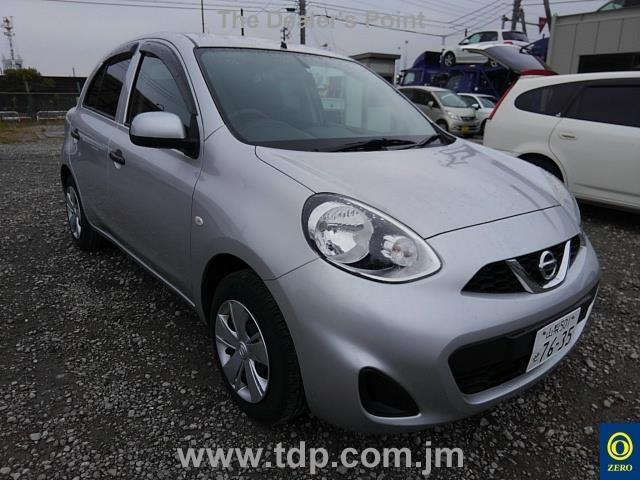 NISSAN MARCH 2015 Image 1