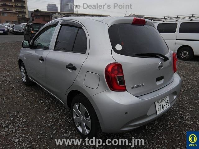 NISSAN MARCH 2015 Image 2