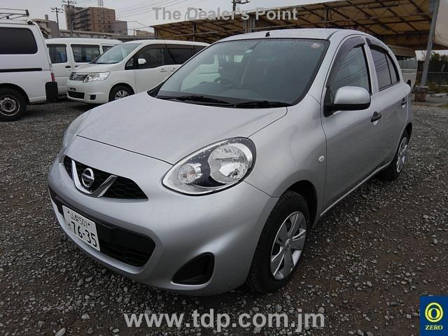 NISSAN MARCH 2015 Image 3