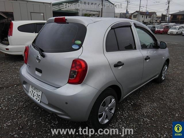 NISSAN MARCH 2015 Image 4