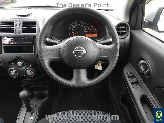 NISSAN MARCH 2015 Image 5