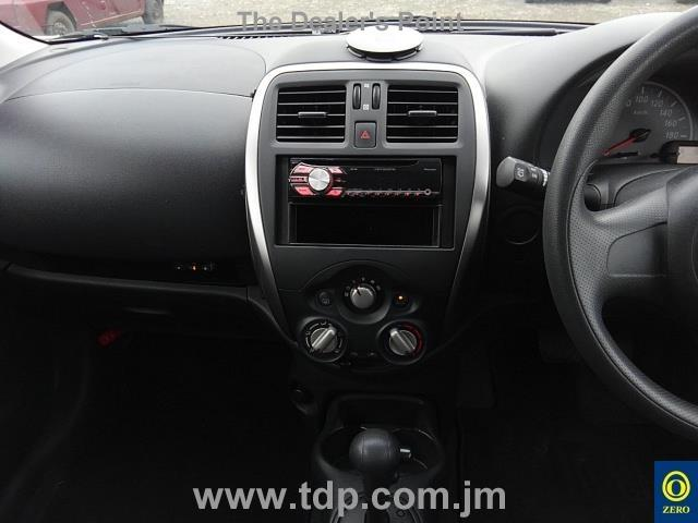 NISSAN MARCH 2015 Image 6