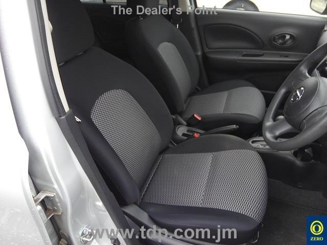 NISSAN MARCH 2015 Image 7