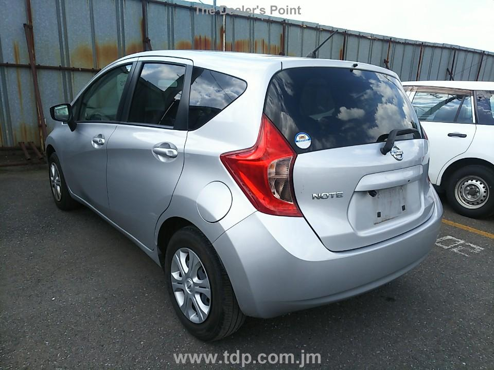 NISSAN NOTE 2016 Image 5