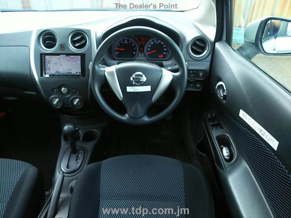 NISSAN NOTE 2016 Image 7