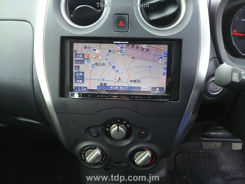 NISSAN NOTE 2016 Image 8
